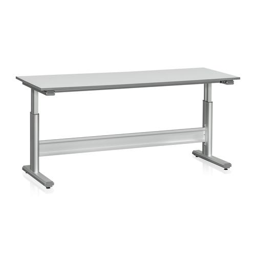 Höj och sänkbart arbetsbord 200kg   Eldrivet