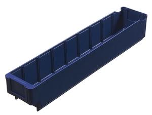 Lagerlåda 500x94x80 mm | Blå | 5 st