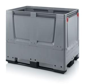 Fällbar plastcontainer 120x80x100 | 3 medar