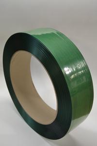 Pet-band, lättgods längd 2500 m, bredd 12 mm, tjocklek 0,6 mm