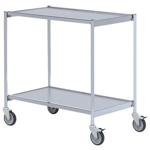Rullbord utan handtag 800x420 Grå/Grå