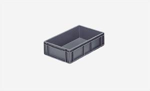 Euroback 28L | Utvändiga handtag | 600x400x150mm