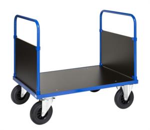 Plattformsvagn, 1000x700x900 mm, 2 sidor